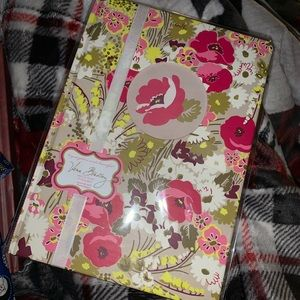 Vera Bradley Hold That Thought Journal